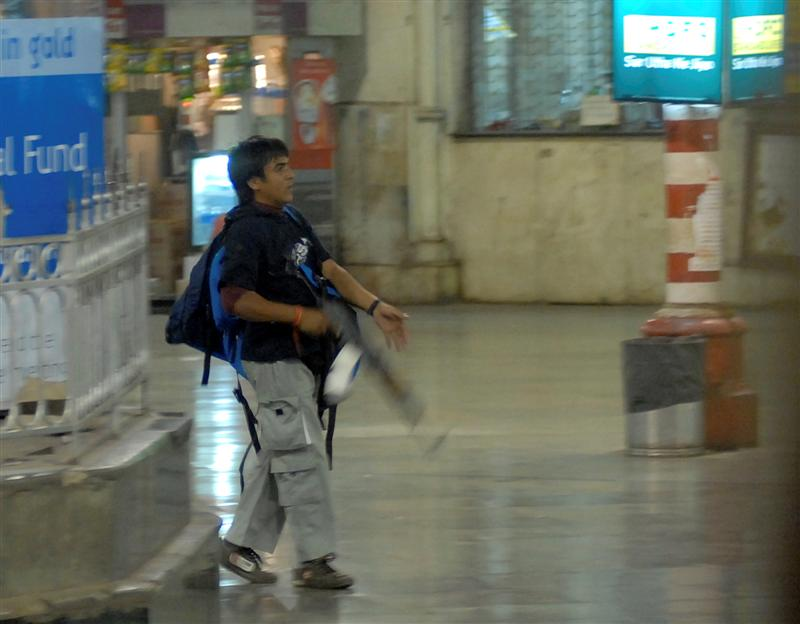 [The Mumbai terror attacks