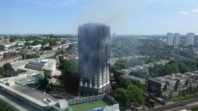 grenfell tower london