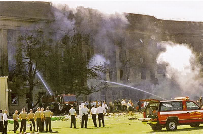 why was fmfd unit 161 at the pentagon before the  u0026 39 crash of